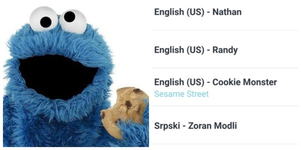Waze Welcomes Cookie Monster as Navigator