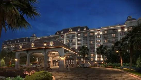 First look at Disney's Riviera Resort menu