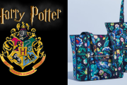 Vera Bradley Partnership with Warner Bros for Harry Potter Collaboration