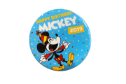 Disney to hand out Celebration buttons for Mickey's birthday