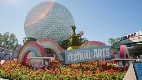 2020 Epcot Festival of the Arts