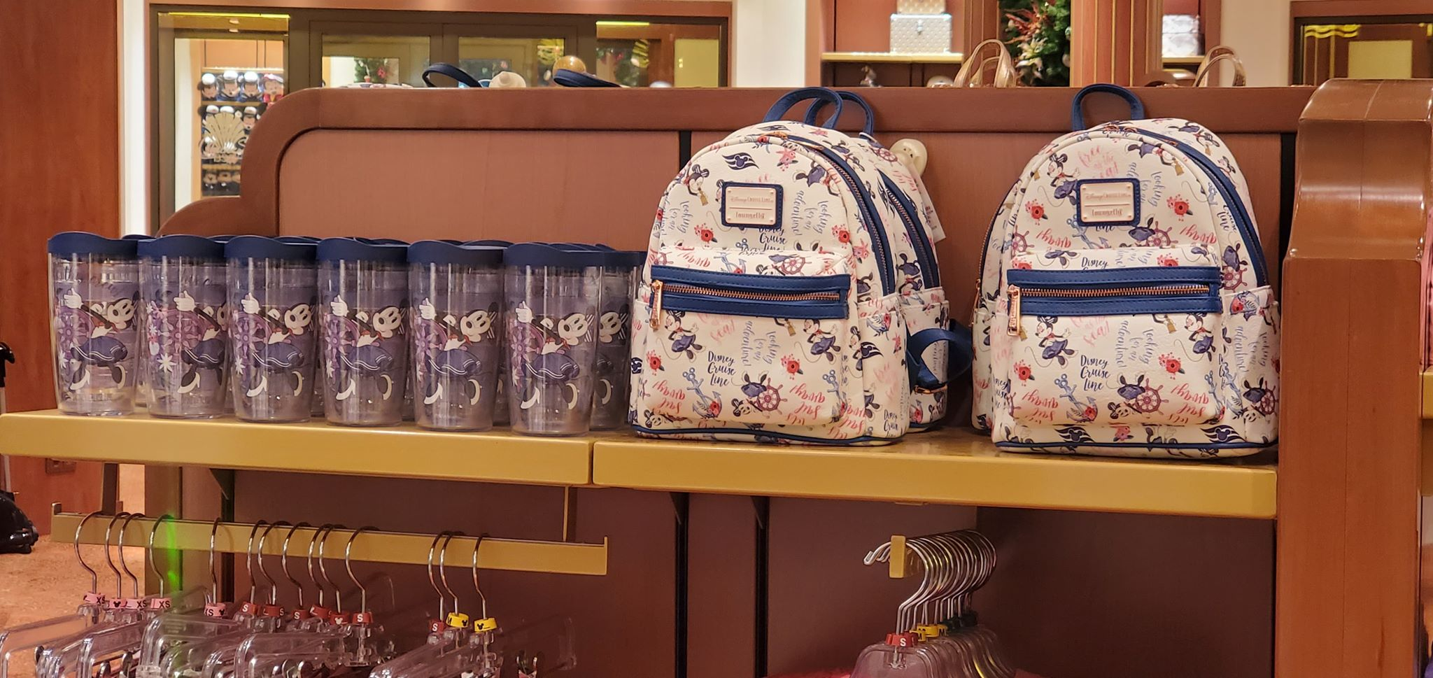 Seas Every Day With The New Floral DCL Merchandise Collection 2