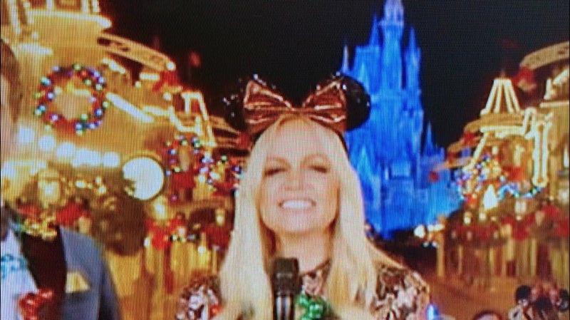 New Minnie Mouse Ears Spotted During The Wonderful World of Disney 2