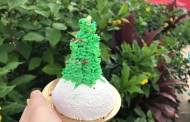 The Tree On Cherry Hill At Disney's All-Star Sports Is A Delicious Holiday Treat