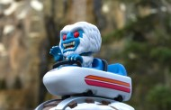 New Disney Parks Exclusive Funko Pop - Matterhorn Bobsled with Abominable Snowman!!