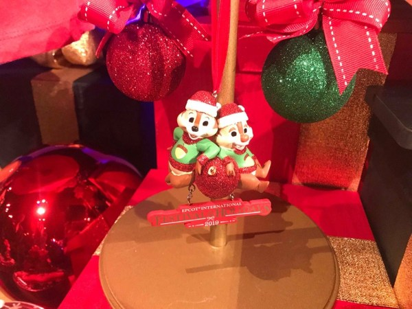"Chip 'n' Dale Merchandise Coming to ""Festival of the Holidays"" at Epcot! 6"