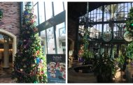 Port Orleans French Quarter Decks the Halls for Christmas!