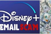 Email Scam Leads to Selling of Disney+ Subscriptions Online