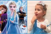 Disney Grants 'Frozen II' Wish For Gravely Ill 5-Year-Old Girl