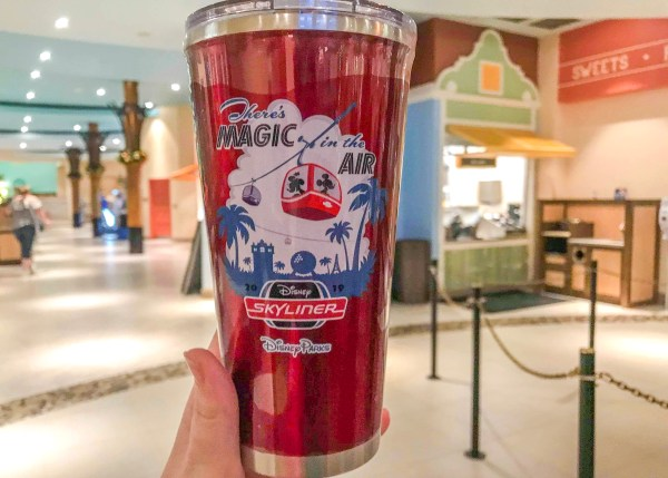 Skyliner Refillable Mugs Fly Into Walt Disney World Resorts 1