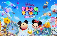 Disney TSUM TSUM FESTIVAL Now On The Nintendo Switch