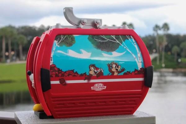 New Disney Parks Exclusive Funko Pop - Disney Skyliner Mickey Mouse 1