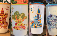 Check Out The Season's Disney Parks Starbucks Mugs Collection