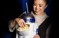 Exclusive R2-D2 Droid Popcorn And Drink Combo