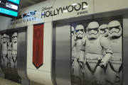 All new Star Wars Decor at the Orlando International Airport