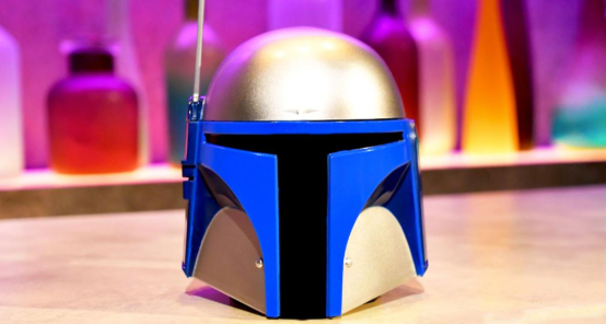 Star Wars' Jango Fett Sipper Blasts Its Way into Disneyland