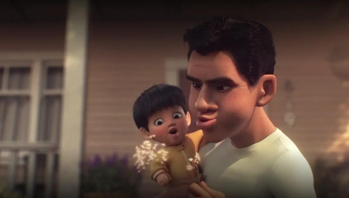 Viewing Pixar's Float As A Special Needs Parent