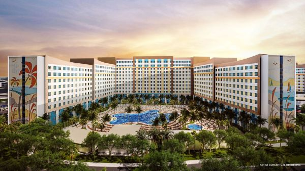 Universal's Endless Summer Resort Dockside Inn Opening Soon