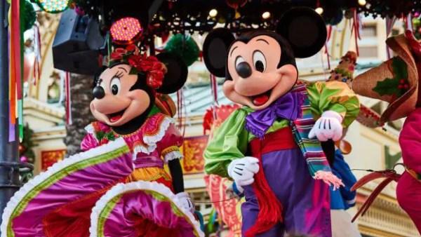 Disney ¡Viva Navidad! At Disney California Adventure Is Here! 1