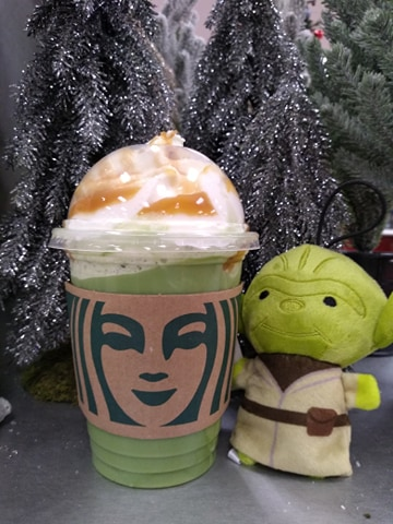 Order a Delicious Baby Yoda Drink at Starbucks Today