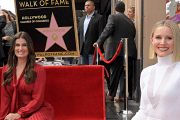 Stars of Frozen 2 Honored With Stars on Hollywood Walk of Fame