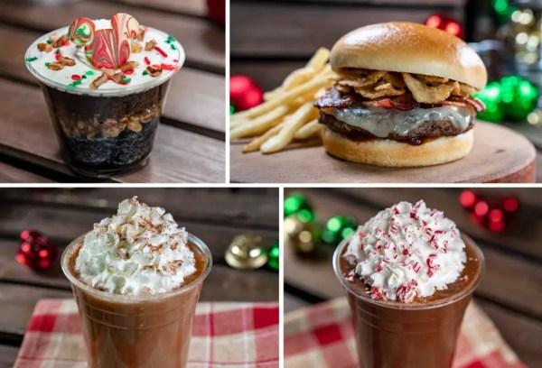 A First Look At Disneyland's Holiday Eats and Treats