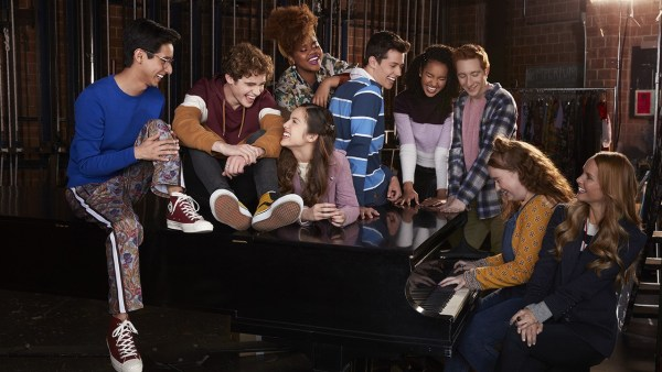 High School Musical: The Musical: The Series is Coming to the Disneyland Resort