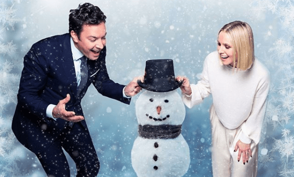 The History Of Disney Songs With Kristen Bell And Jimmy Fallon