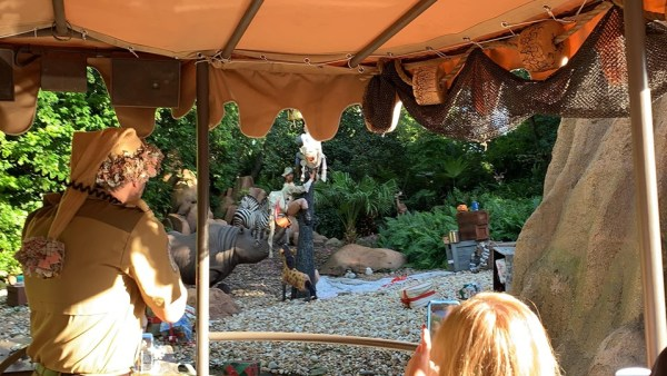 Photos and Video: The Jingle Cruise is Back at the Magic Kingdom