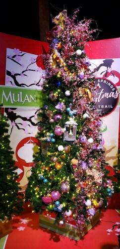 Photo Tour of Disney Springs Christmas Tree Trail 13