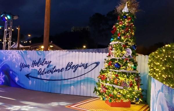 Photo Tour of Disney Springs Christmas Tree Trail 2