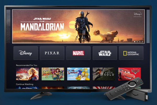 New Disney and Amazon Agreement Will Allow Disney+ to Stream on Fire TV Devices 1