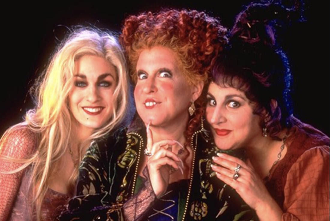 Bette Midler and Kathy Najimy Want to Reprise Their Roles In 'Hocus Pocus 2' Coming to Disney+