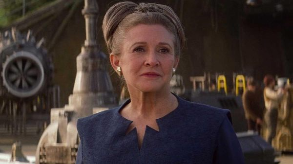 """Carrie Fisher's Brother Reveals Leia Was Supposed to Be 'The Last Jedi' in """"Rise of Skywalker"""" 5"""