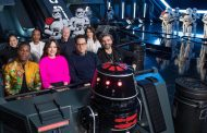 'The Rise of Skywalker' Cast Visited New 'Star Wars: Rise of the Resistance' Attraction in Disneyland