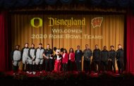 Disneyland Resort Welcomes Rose Bowl Game-Bound Teams, Oregon and Wisconsin