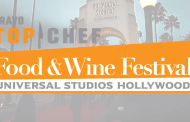 Universal Studios Hollywood and Bravo Team for the First-Ever Food & Wine Festival on March 19-20, 2020
