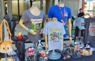 Preview of Merchandise for Mickey & Minnie's Runaway Railway!