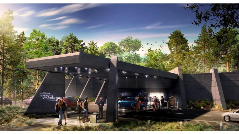 Star Wars: Galactic Starcruiser to Debut in 2021 at Walt Disney World
