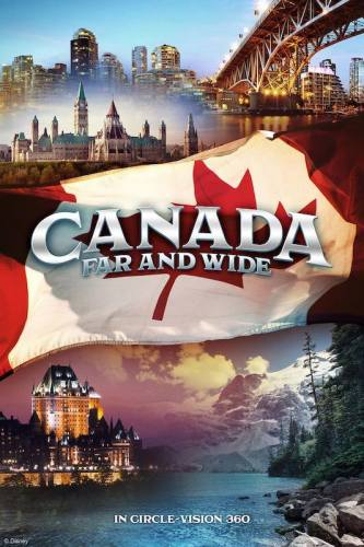 """""""Canada Far and Wide"""" Coming Soon to Epcot 1"""