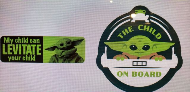 New Baby Yoda MagicBands, Phone Cases, And Magnets At D-Tech 3