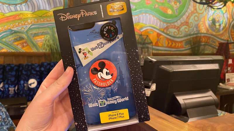 Disney Annual Passholder Otterbox Cases With PopSockets 1