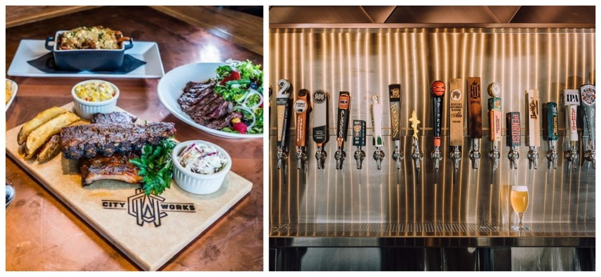 City Works Eatery and Pour House Opens January 2020 at Disney Springs