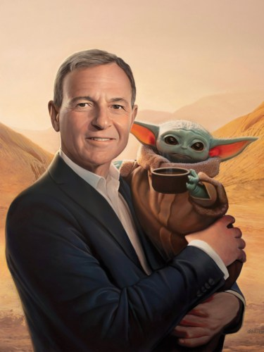Disney CEO Bob Iger named the 2019 TIME Businessperson of the Year 3