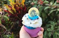 Frozen II Water Spirit Cupcake