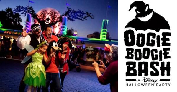 Oogie Boogie Bash is Returning to Disney California Adventure in 2020