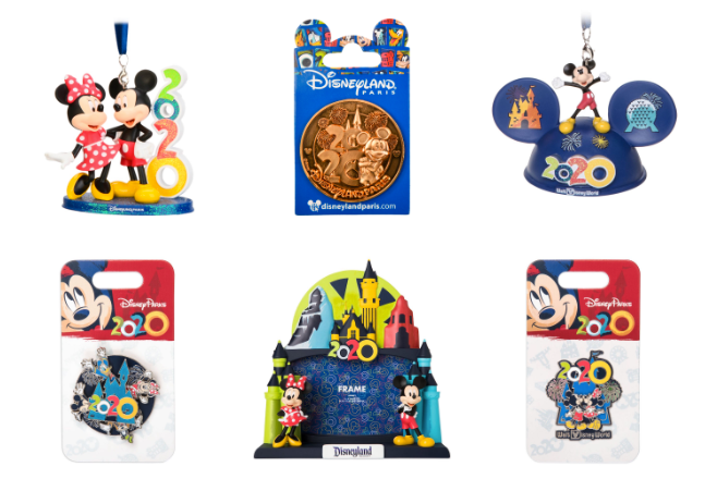 Disney Parks 2020 Merchandise Is Here To Ring In The New Year 3