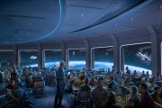 New Details for Space 220 Restaurant Coming to Epcot