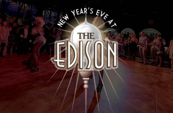 Celebrate New Years Eve at the Edison in Disney Springs 1