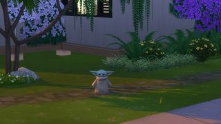 """'Ooh be gah!' """"Baby Yoda"""" is now available in The Sims 4 3"""